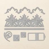 Swirly Snowflakes Thinlits Dies