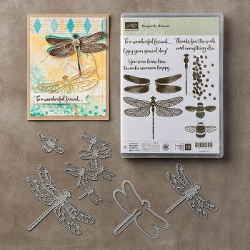 Dragonfly Dreams Bundle, Stampin' Up!
