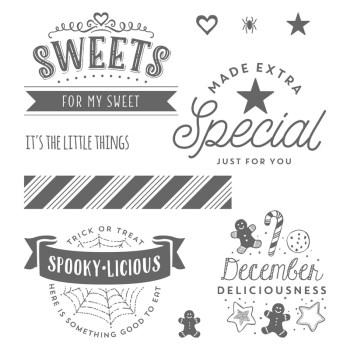 The Little Things, Stampin' Up!