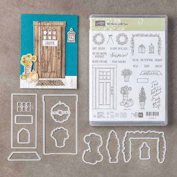 At Home with You Bundle, Stampin' Up!