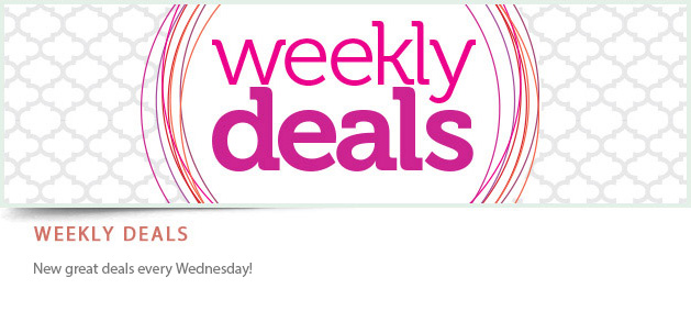 Weekly Deals by Stampin' Up!