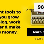 Genius Blogger's Toolkit Review