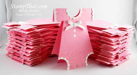 Handmade Baby Shower Invitations For Or Use Tutorial To