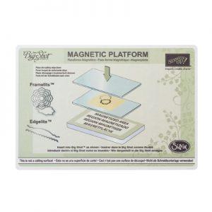 Stamp with Sarah Berry Stampin Up! Magnetic Platform BigShot 130658