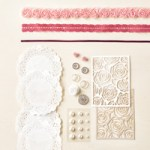 Stamp with Sarah Berry Stampin' Up! UK Artisan Embellishment Kit 137909
