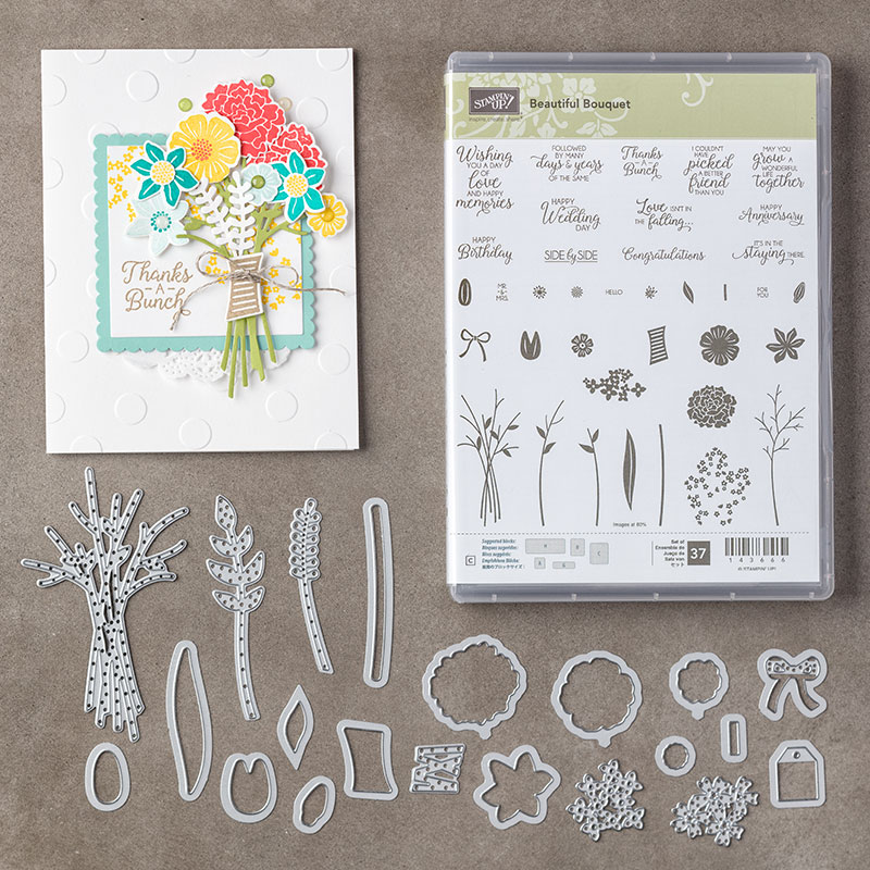 Beautiful Bouquet – Monday Craft Club