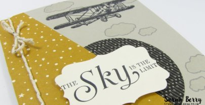 Pals Paper Arts Sketch Challenge PPA284 with Sky is the Limit!