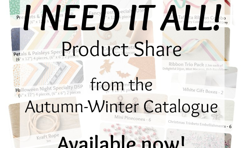 I NEED IT ALL! Product Share from Autumn-Winter Catalogue