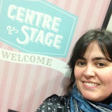 Stampin' Up! volunteering fun & CentreStage excitement!