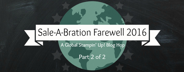 Sale-A-Bration Farewell 2016 Part 2 of 2