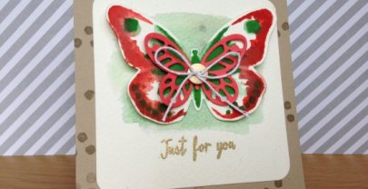 Video: The NEW Watercolour Wings Bundle from Stampin' Up!