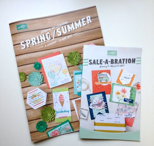 NEW: Spring/Summer Catalogue & Sale-A-Bration is here!