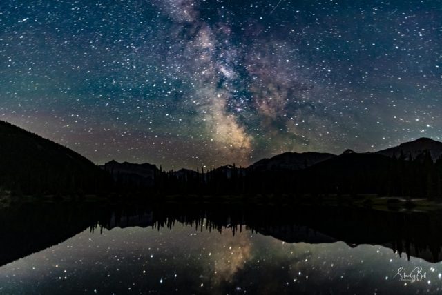 Night Sky Photography at ForgetMeNot Pond 1