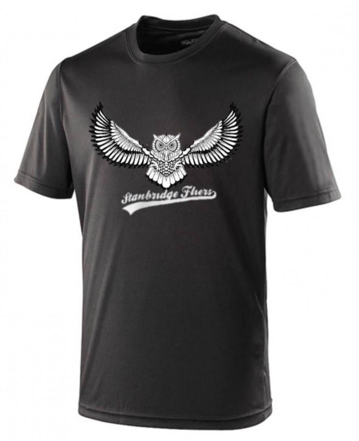 Black Shirt Front 1