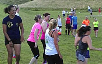 Bristol and South Gloucestershire Run Leaders come together to share ideas