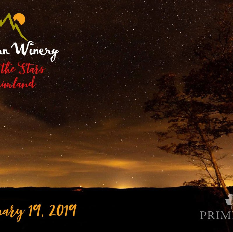 Stanburn Under the Stars at Primland Resort