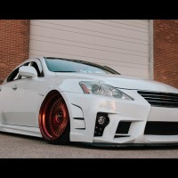 Go Wide Or Go Home // Mike Phan's Aimgain Lexus IS. (A to B)