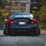 Redefine The Game Tarek S Nissan Altima Coupe Stancenation Form Function