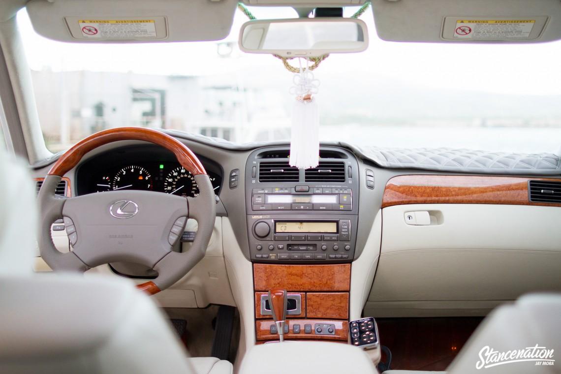 VIP CAR Lexus LS430-17