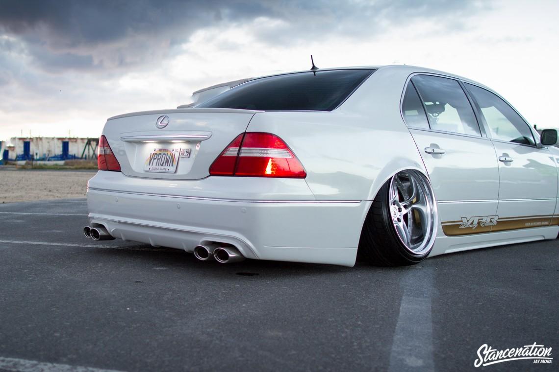 VIP CAR Lexus LS430-21