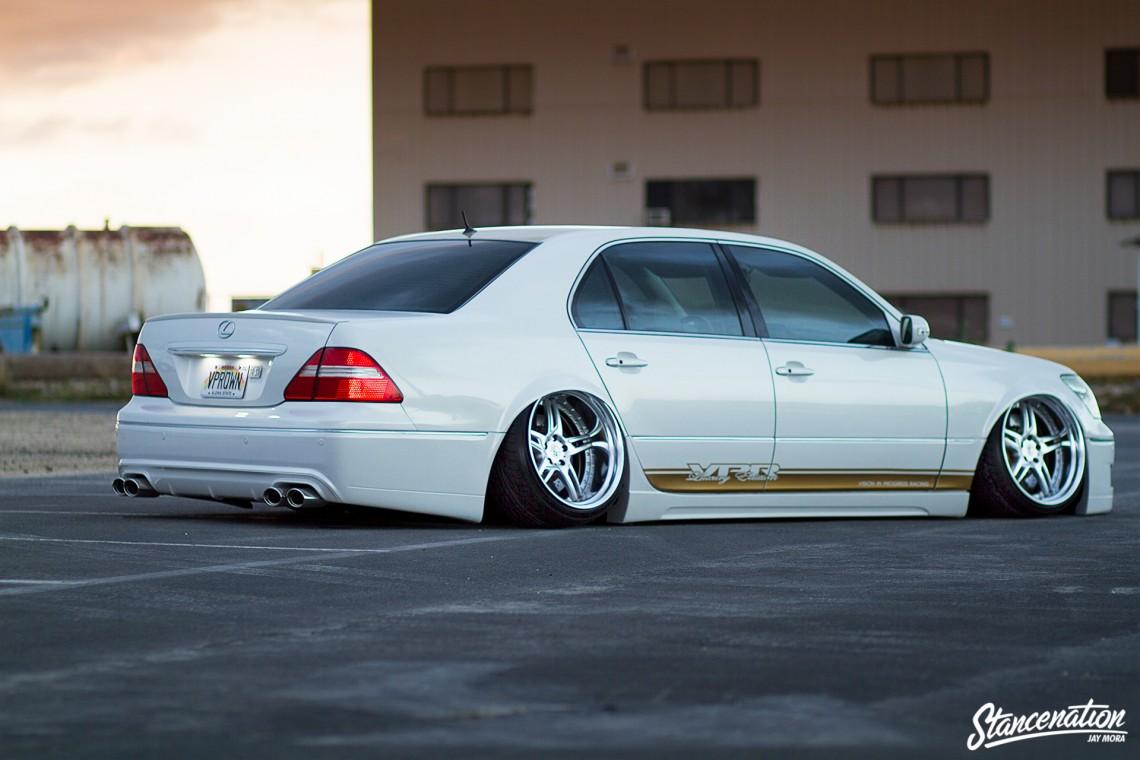 VIP CAR Lexus LS430-22