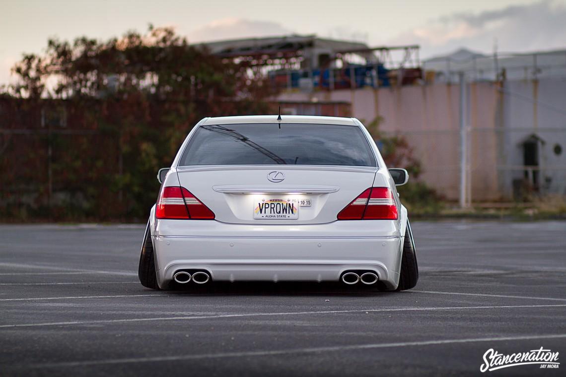 VIP CAR Lexus LS430-23