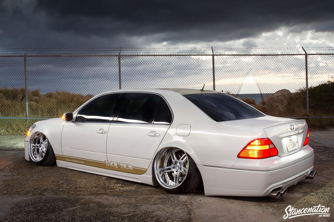 VIP CAR Lexus LS430-28