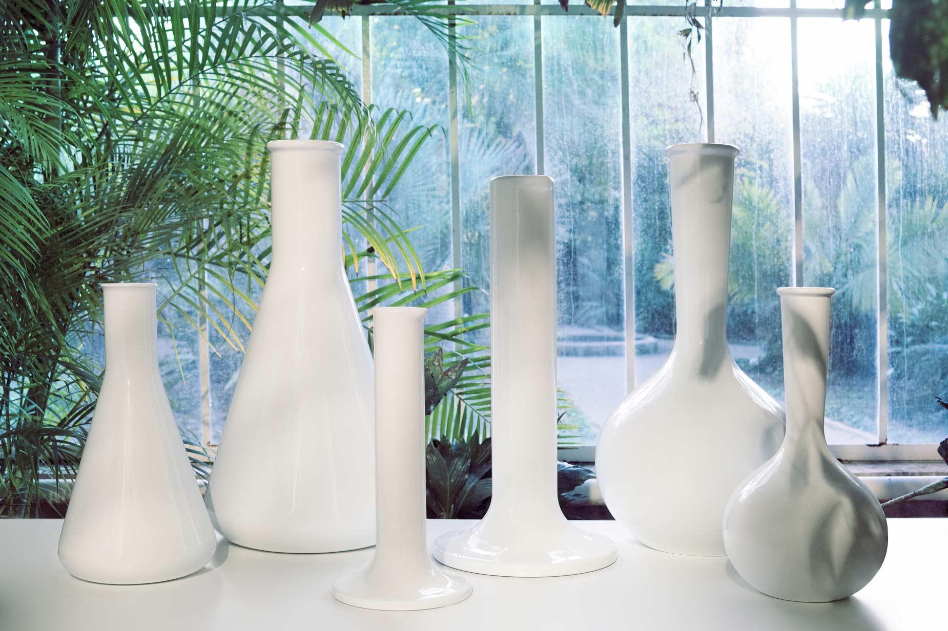 CHEMISTUBE Vases