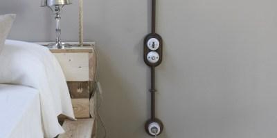 Appareillage électrique pour intérieur