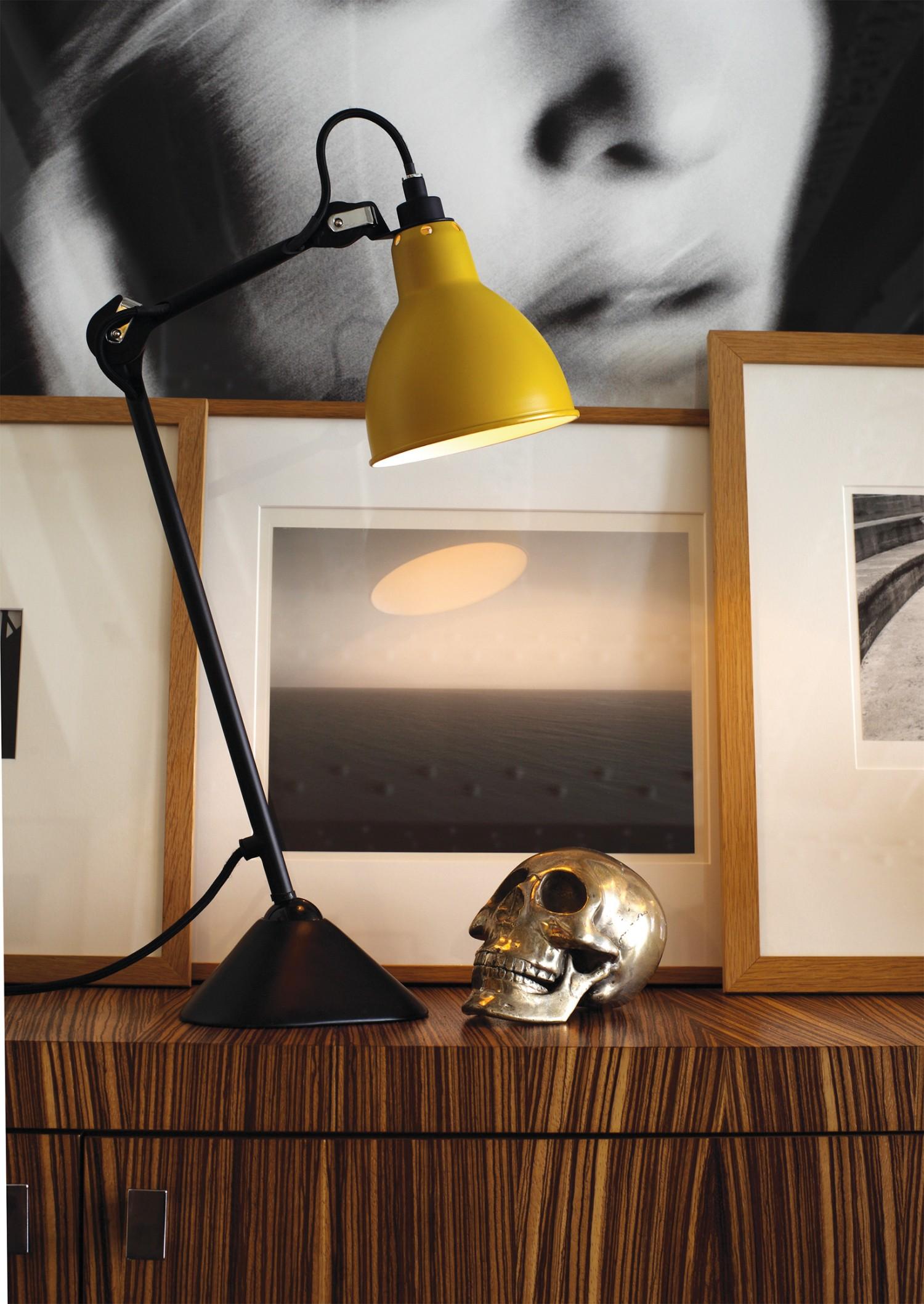 LAMPE GRAS N°205 Lampe à poser
