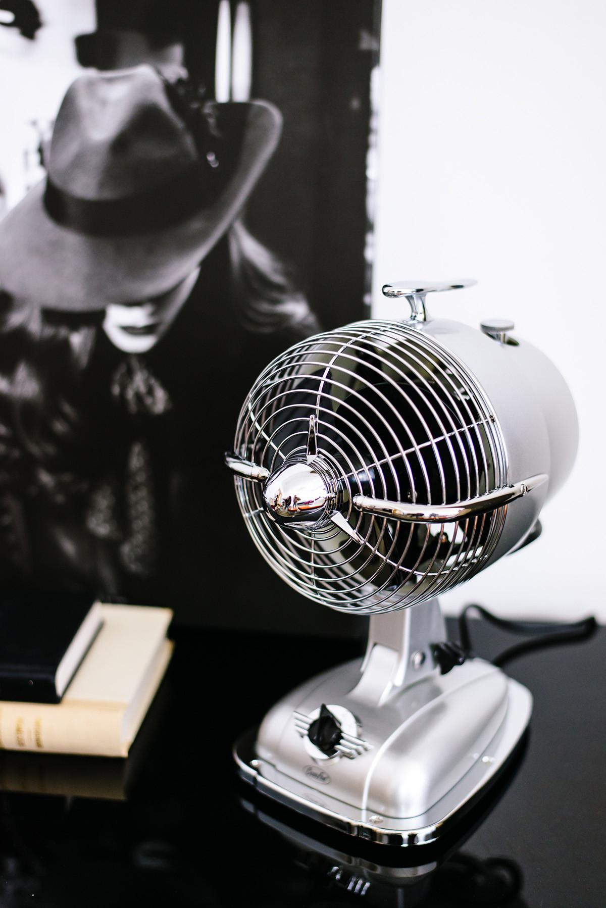RETROJET Ventilateur
