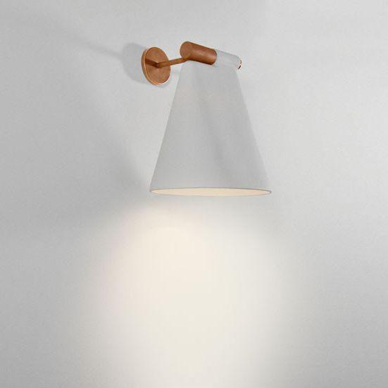 Conne light W applique