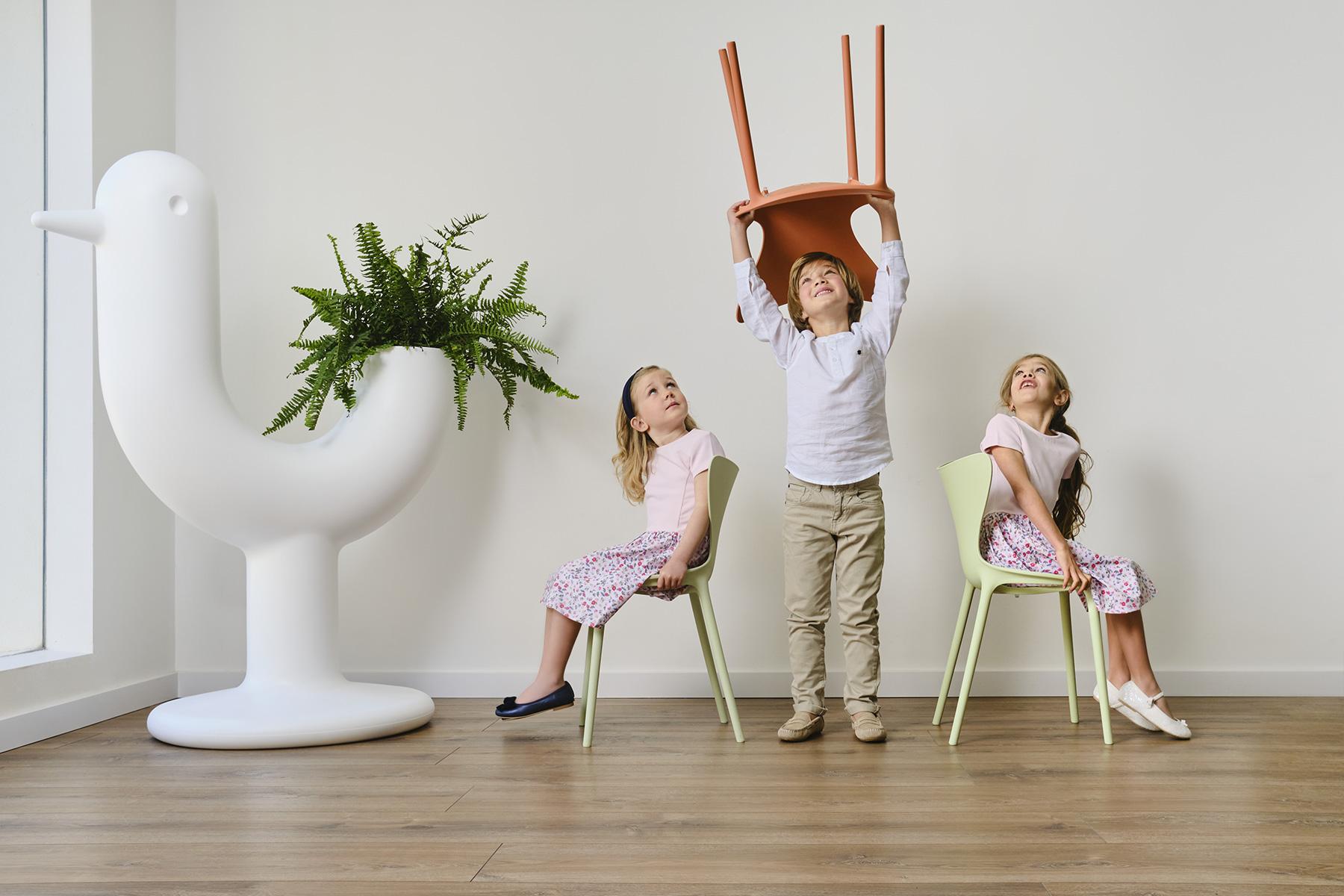 Mini chaises pour enfants
