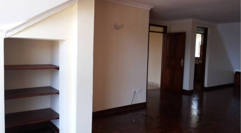 exclusive apartment in Loresho Springs