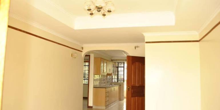 2 Bedroom Maisonette in Runda for Rent