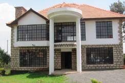 Four Bedroom Maisonette For Sale in Karen