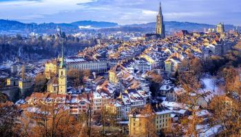 Top Winter Vacation Destinations According To Instagram Fiza - 11 cities to visit on your trip to switzerland