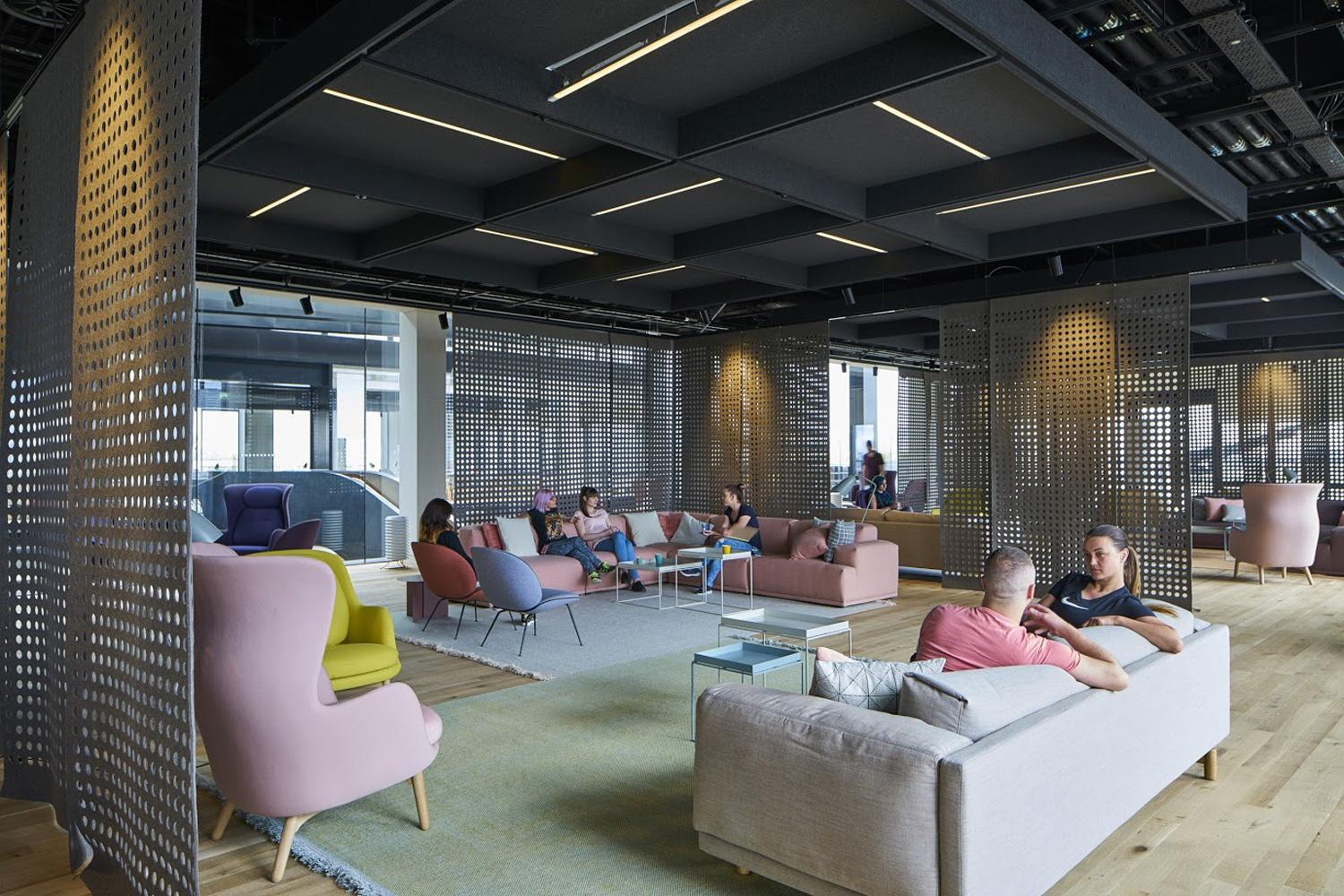 Inside Google S New King S Cross Hq Complete With Running Track And Free Massages For Staff London Evening Standard