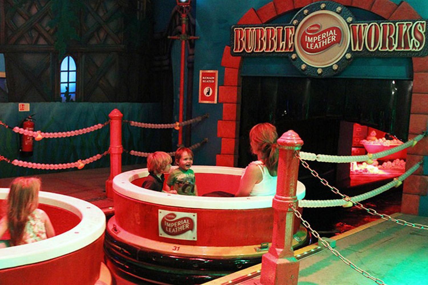 Chessington World Of Adventures Bubbleworks Closes As
