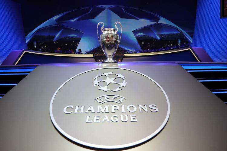 UEFA Champions League 2017-18 football results, groups ...