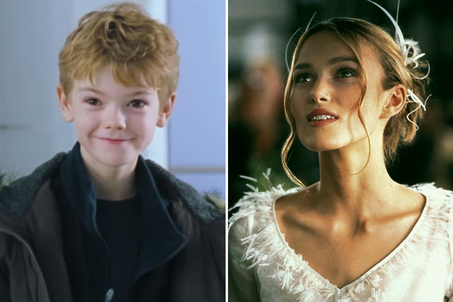 Love Actually Fans Minds Blown By This Fact About Keira