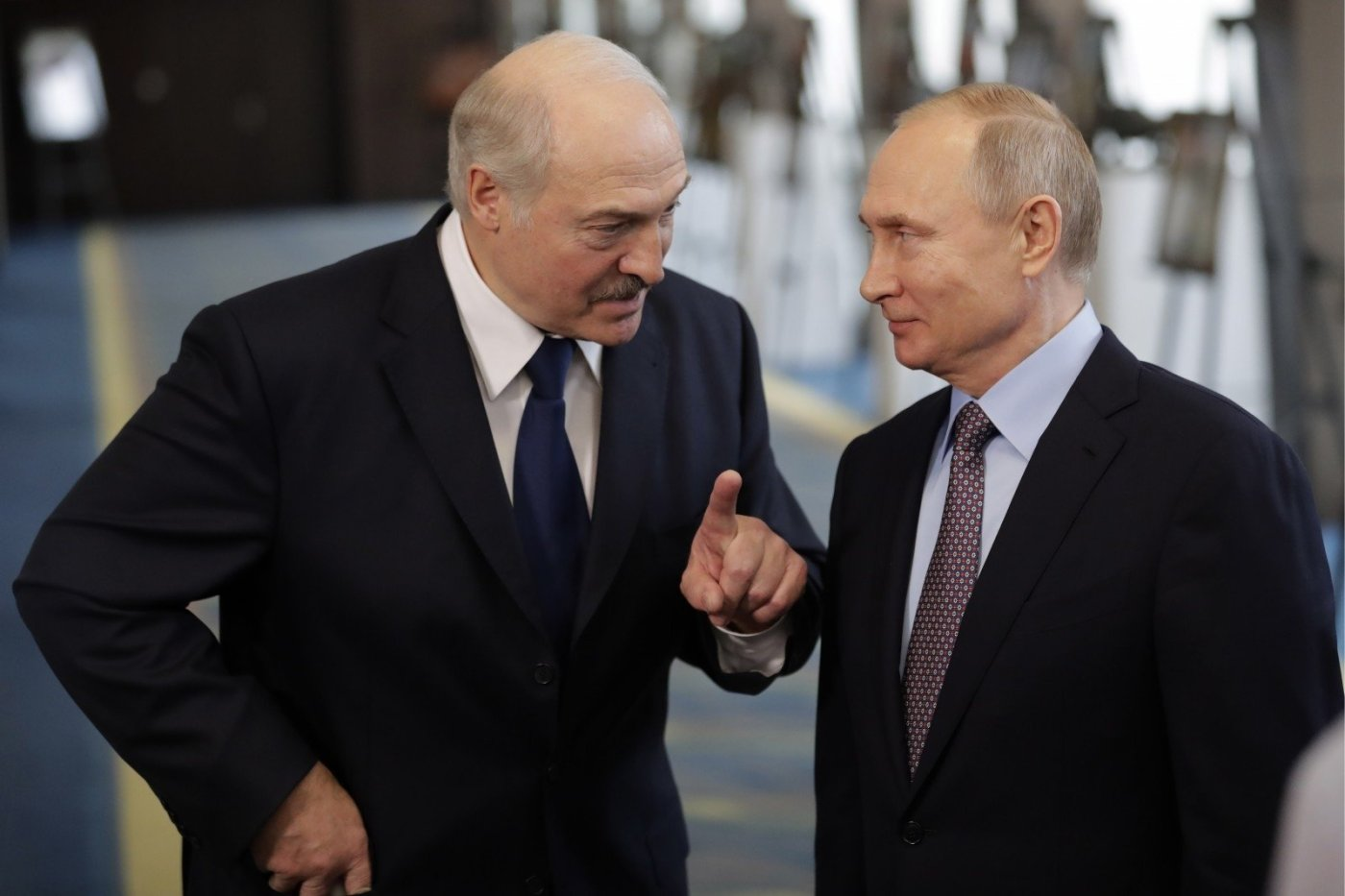 Aleksandar Đokić - Zašto je Lukašenko pohapsio ruske najamnike?