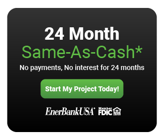24 month same-as-cash, no payments, no interest for 24 months