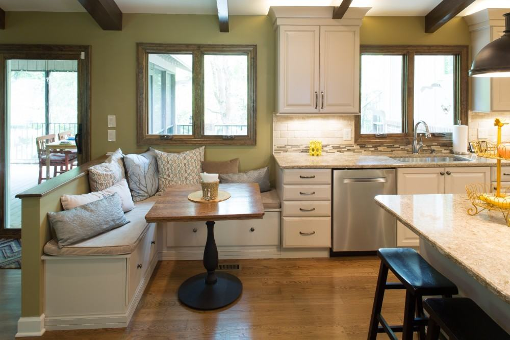 Kitchen Remodel In Showplace Wood Products