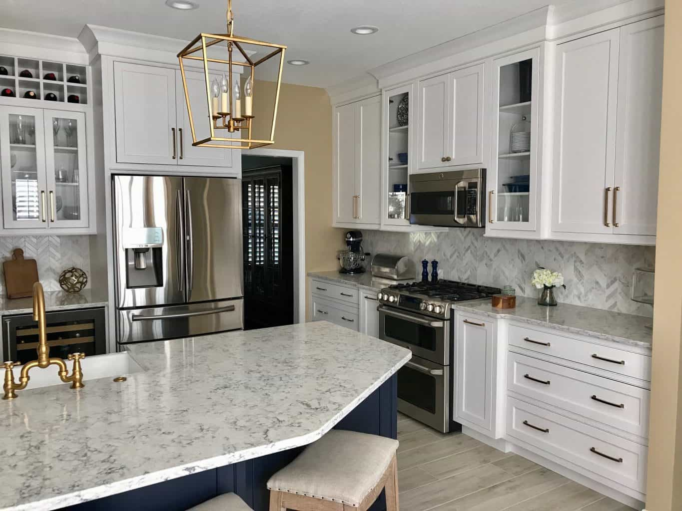 The Golden Touch | Standard Kitchen and Bath | Knoxville, TN ...