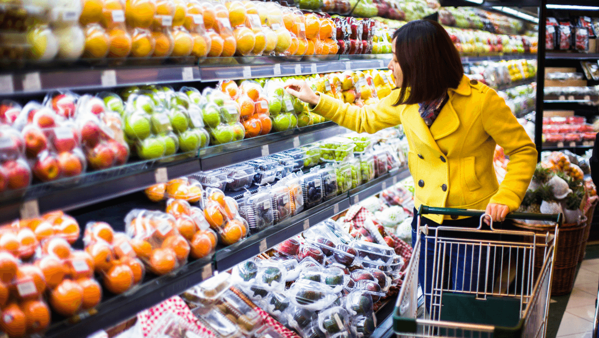 Grocery Food Stores Fresh