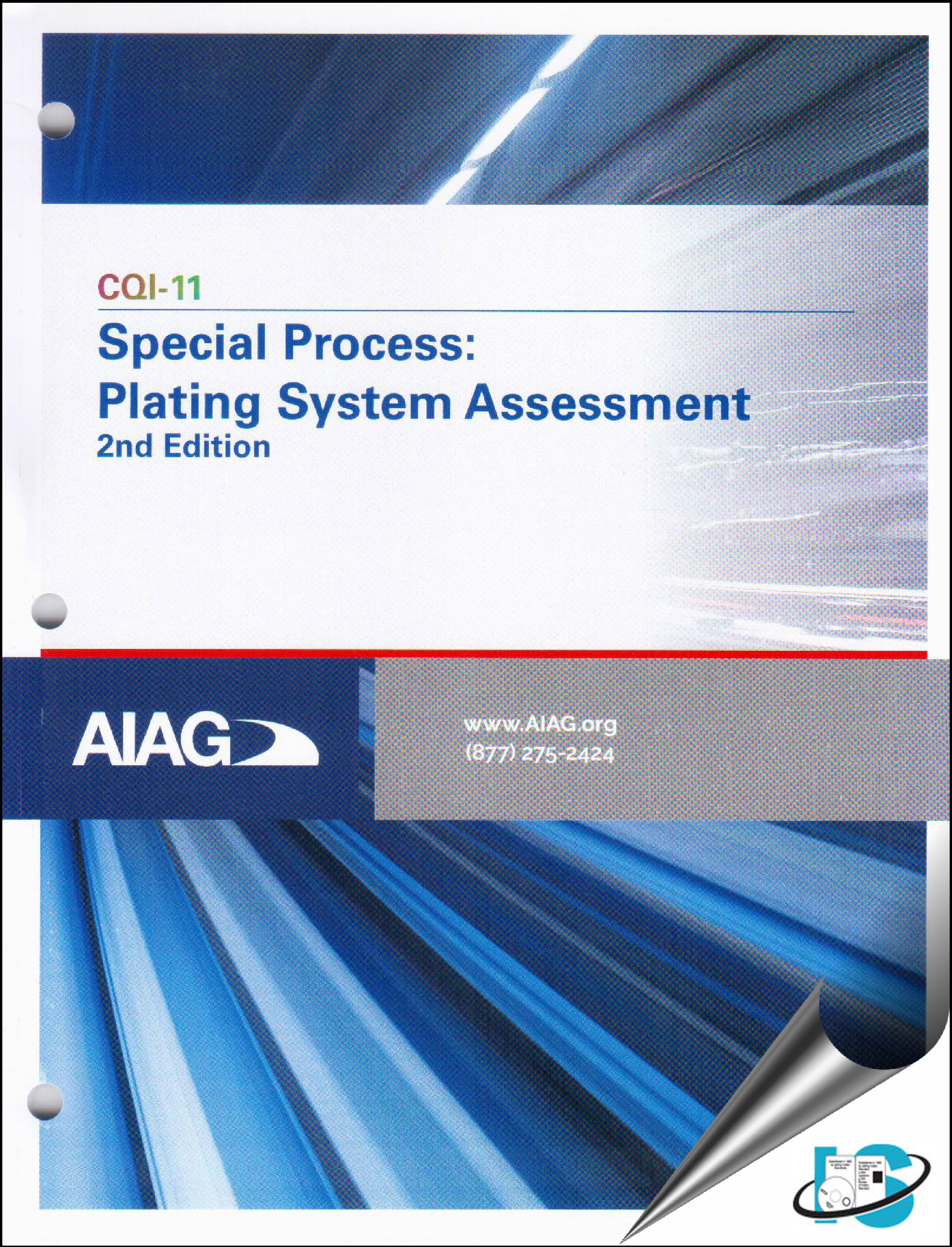 Cqi 11 Special Process Plating System Assessment 2nd Edition Aiag