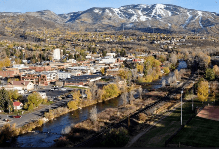 Steamboat Springs Old Town