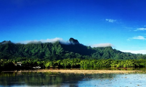 Sojourners Explore: Kosrae by Land