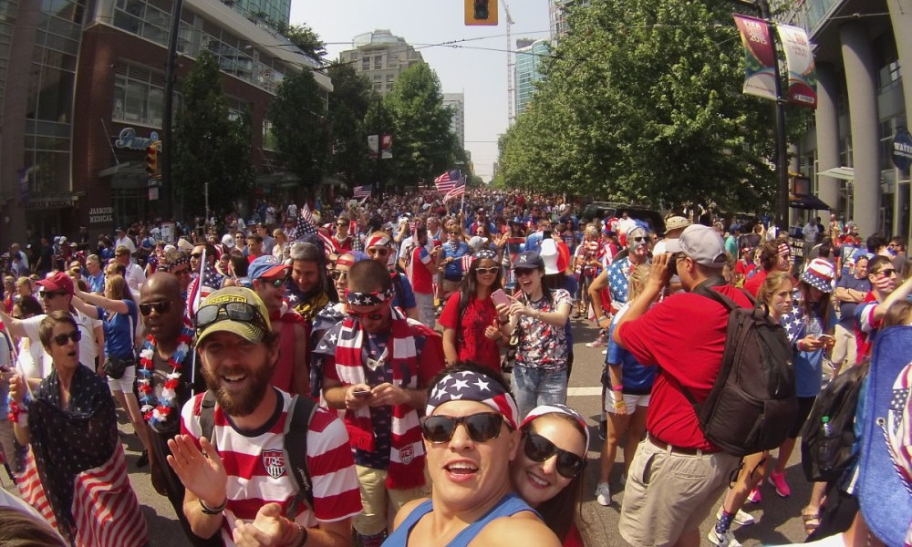 A Renewed Sense of Pride at the Women's World Cup Final